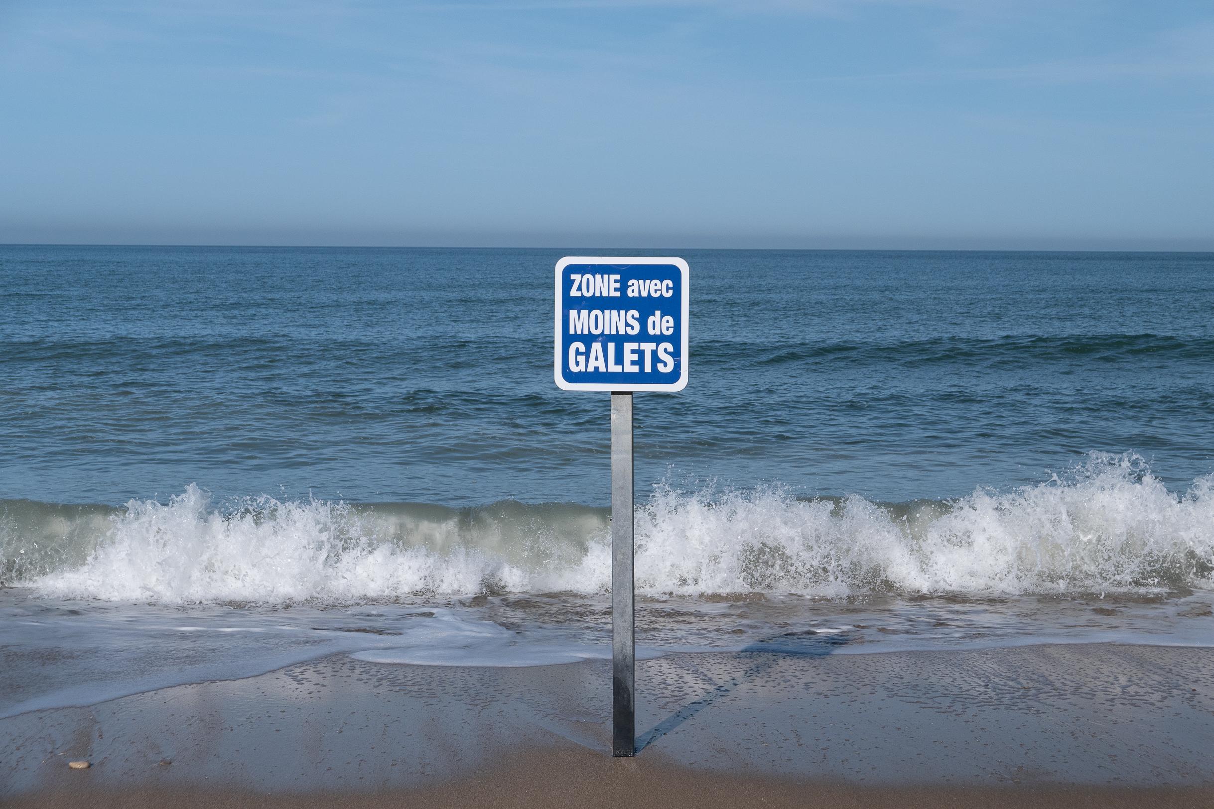 Se baigner par ici